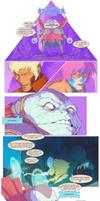 StarVeil - Nebula #8 (motion comic in description) by DaveRapoza