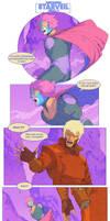 StarVeil - Nebula #9 (motion comic in description) by DaveRapoza