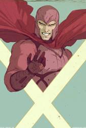 Magneto  XMen  Days of Future Past by DaveRapoza