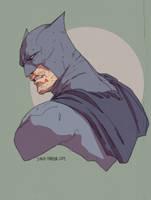 Batman by DaveRapoza