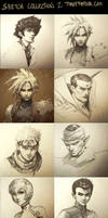 Sketch Collection part 2!