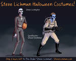 Steve Lichman Halloween Costumes #3