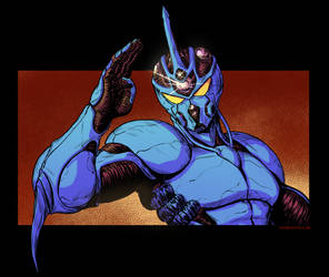 Guyver Colors