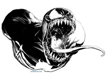 Venom Inks by DaveRapoza