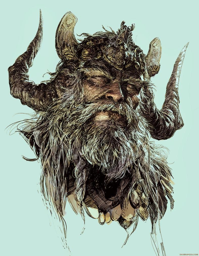 Viking by DaveRapoza