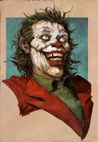 Joker by DaveRapoza