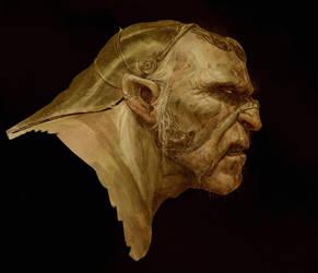 Orc head guy