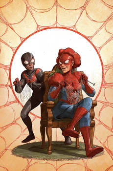 Spider-Verse #2 Cover