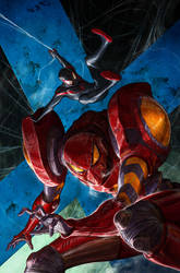 Spider-Verse #3 Cover