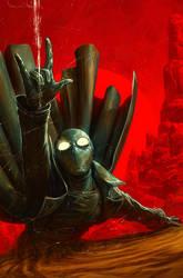 Spider-Man Noir #4 Cover