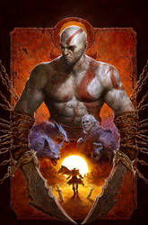 God of War: Fallen #1