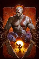 God of War: Fallen #1