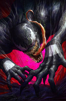 Venom 28 variant - Unknown Comics