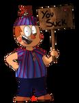 FNaF - Balloon Boy