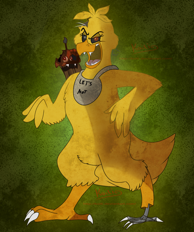 Nightmare chica fanmade teaser fnaf 4 chica fanmade nightmare fnaf4