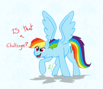 FiM - Rainbow Dash