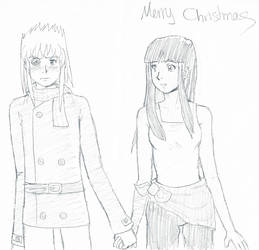 Merry Christmas, my butt by hea777