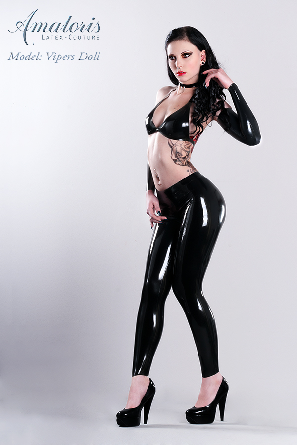 Latex-Leggings by AmatorisLatexCouture
