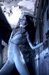 ScaryMissMary Latex-Jumpsuit