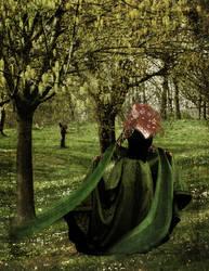 Dame du Printemps by TysDerleth
