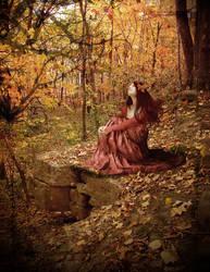 Dame de l'Automne by TysDerleth