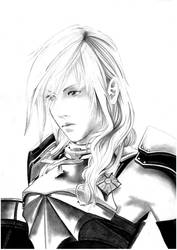 Lightning by Flxrence