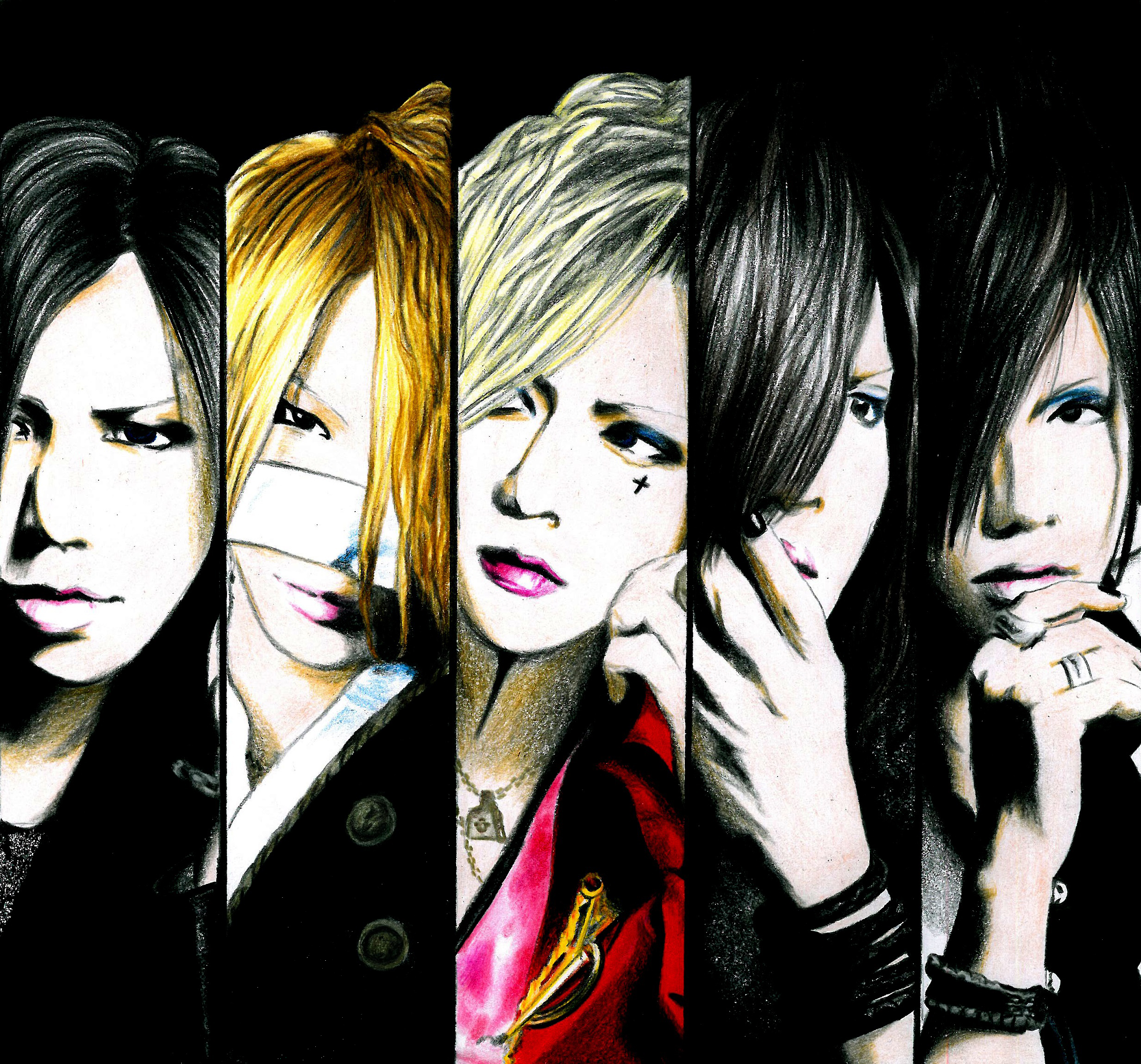 the GazettE by Flxrence