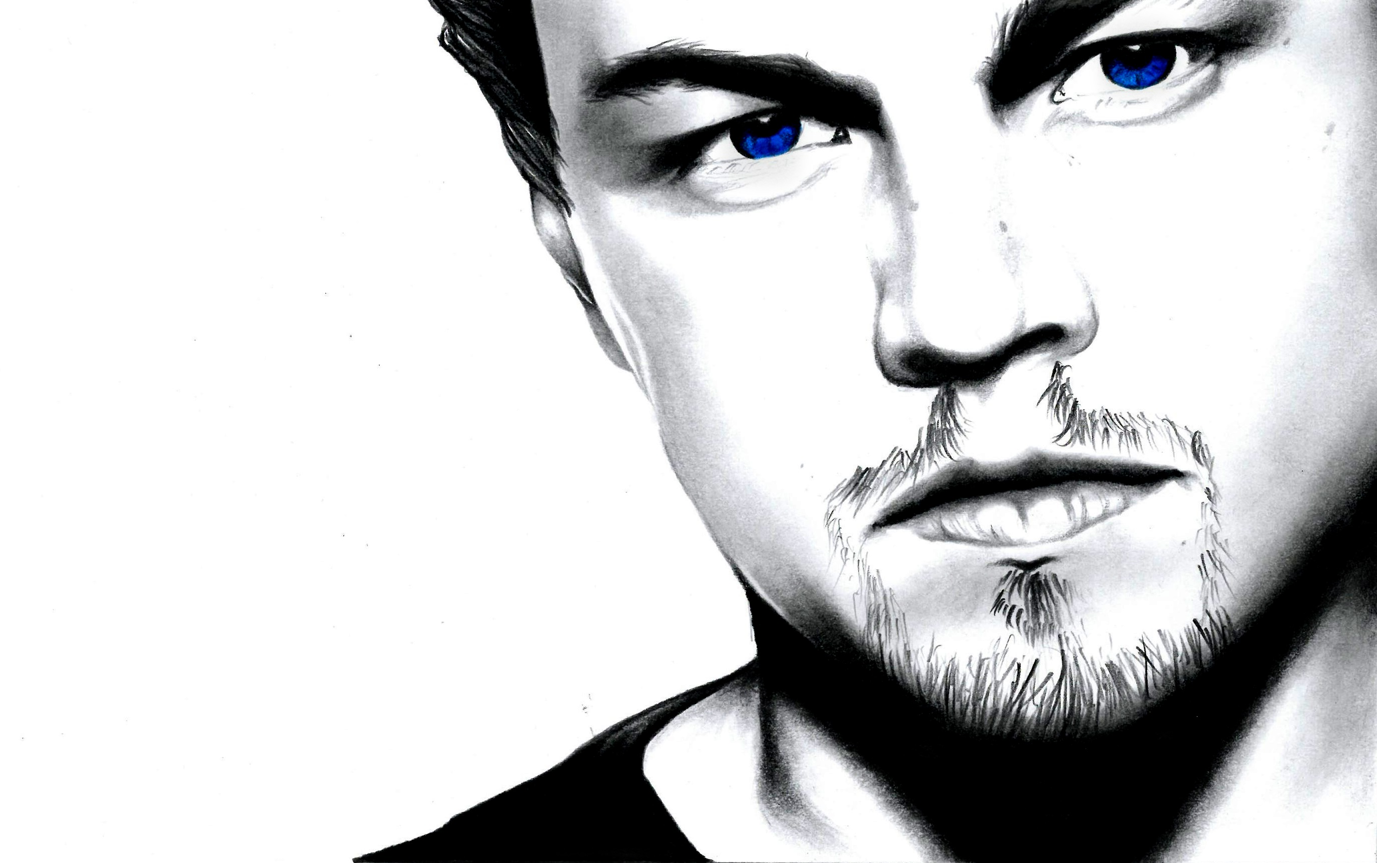 Leonardo DiCaprio by Flxrence