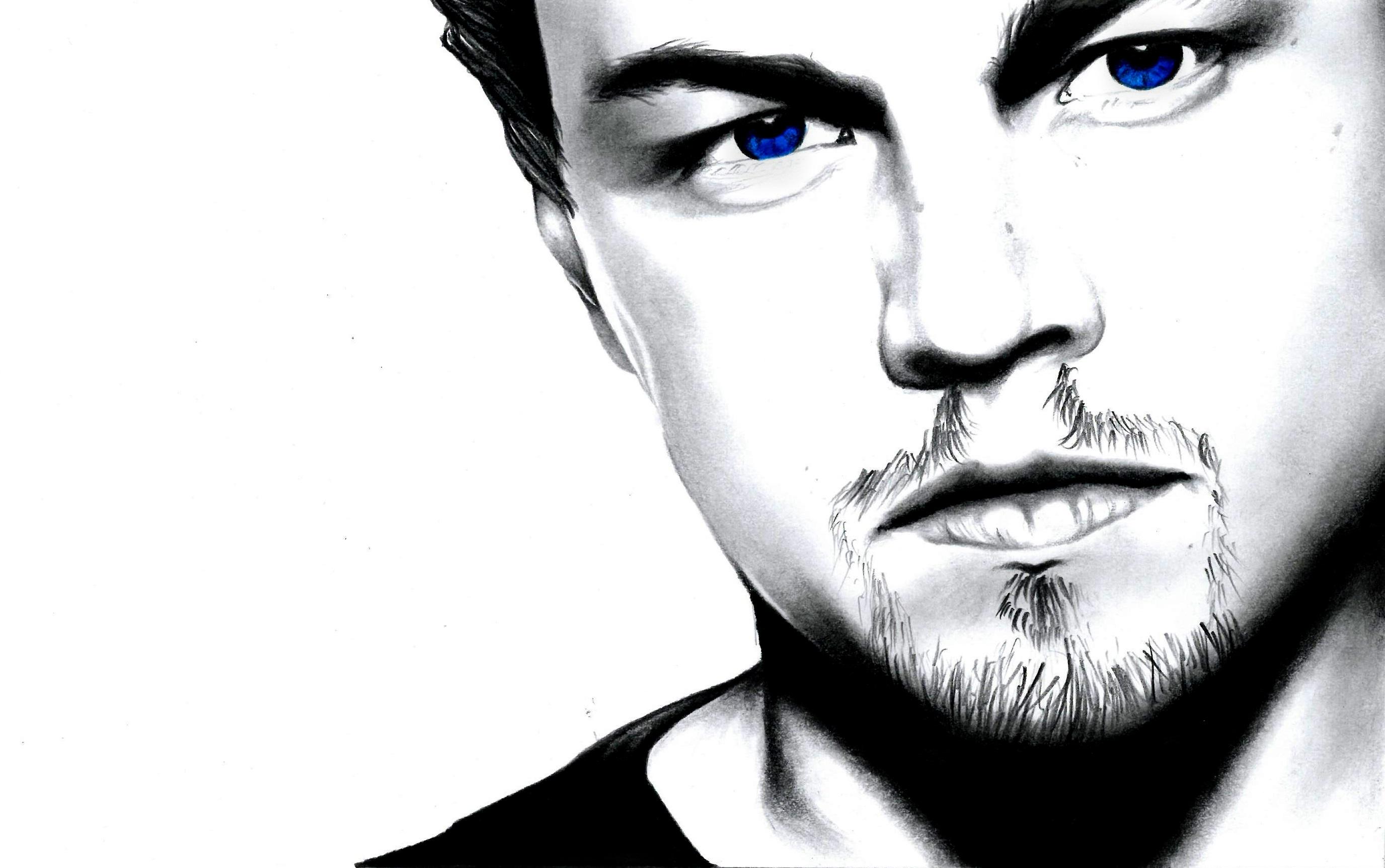 Leonardo DiCaprio by Flxrence