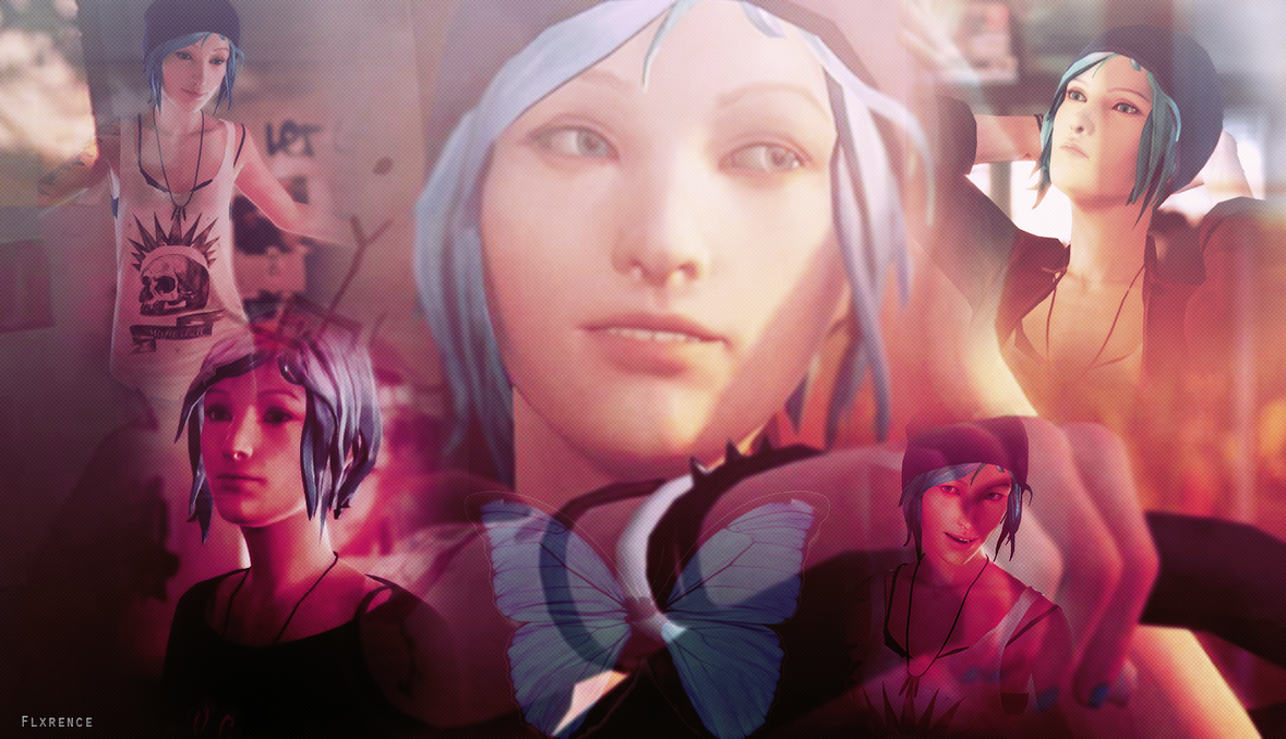 Wallpaper de Chloe Price by Flxrence