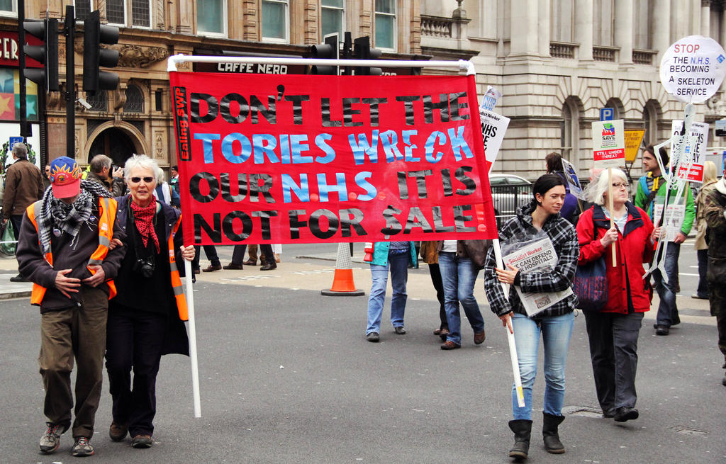 May 18th 2013 - Save the NHS: 39 by LouHartphotography