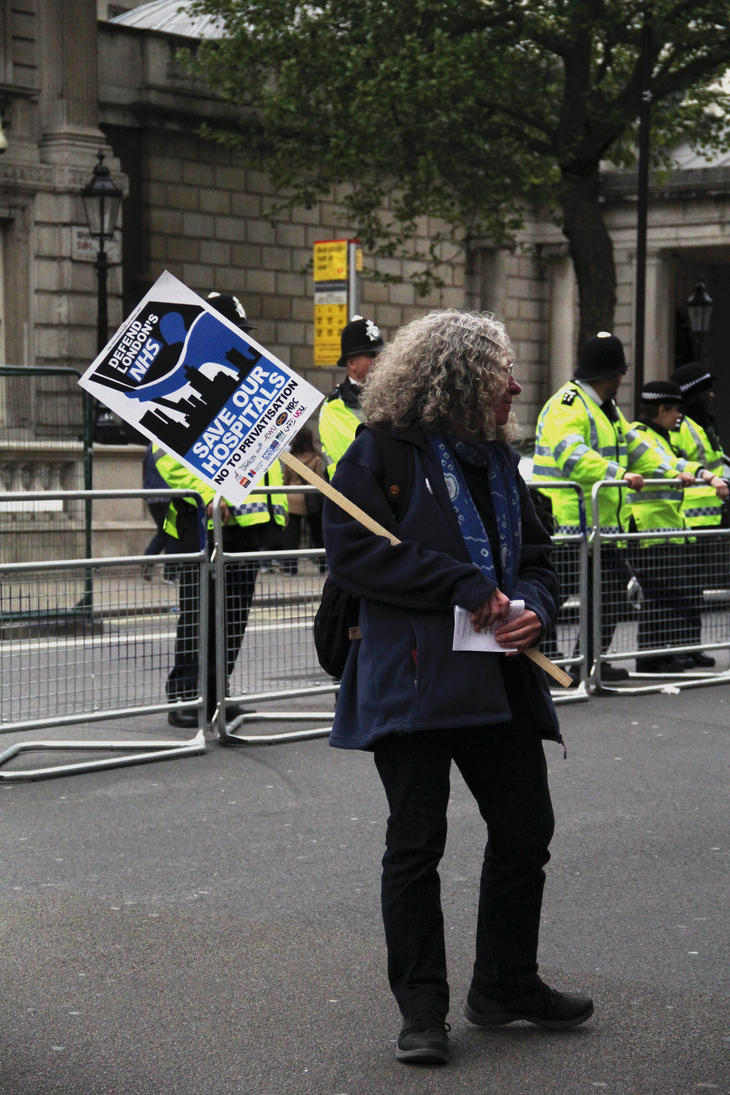 May 18th 2013 - Save the NHS: 44 by LouHartphotography