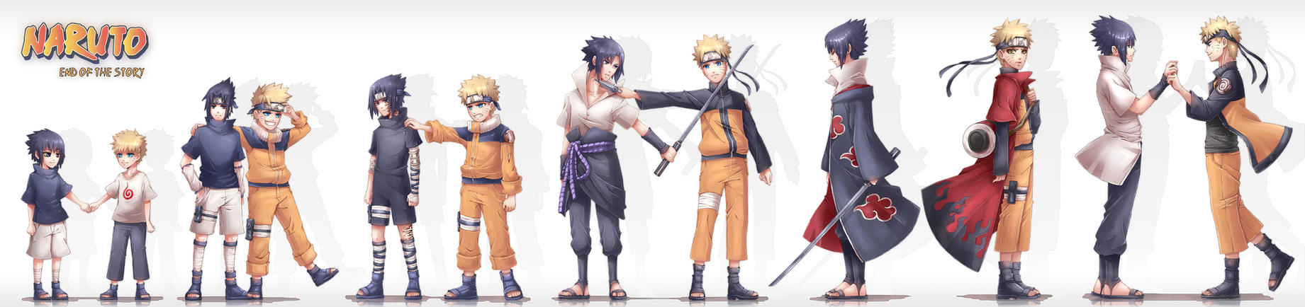 Naruto End of the Story by Lenalee-sama