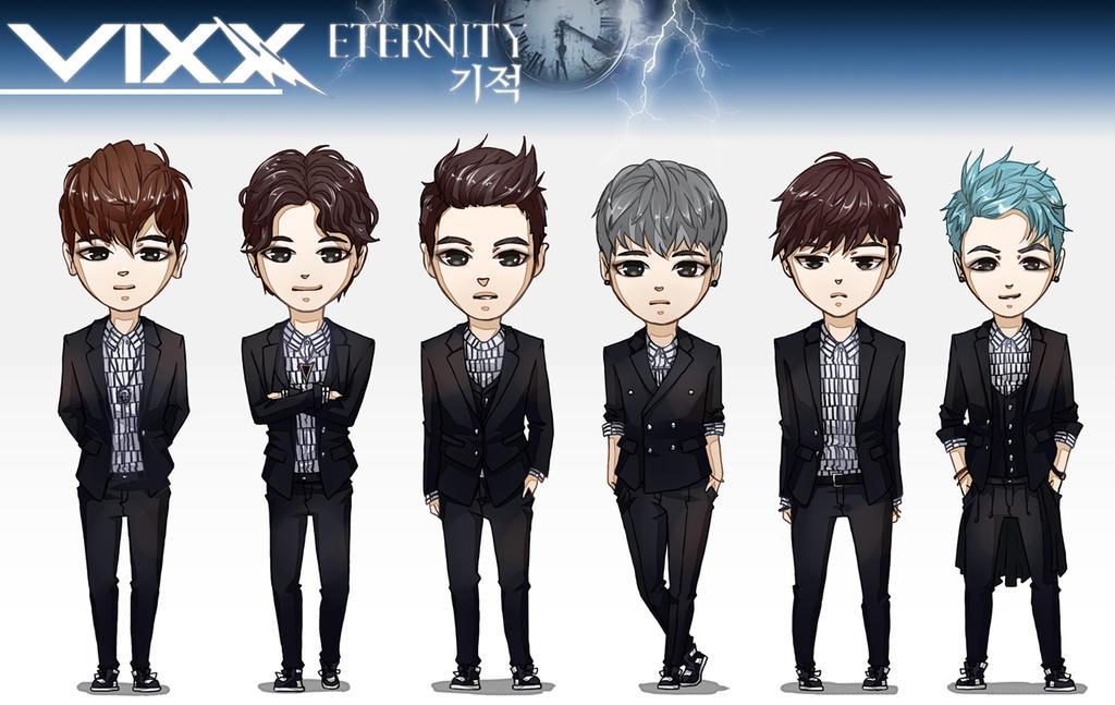 06 VIXX Eternity by Lenalee-sama