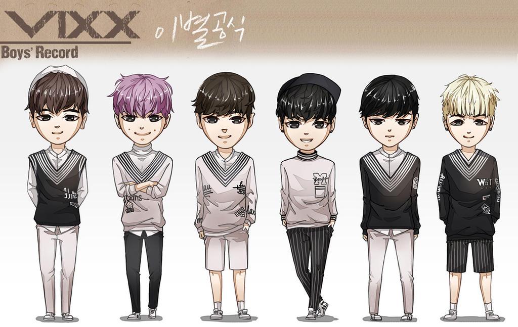 08 VIXX Love Equation by Lenalee-sama