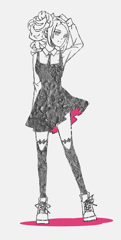 Lilian Pink by Lenalee-sama