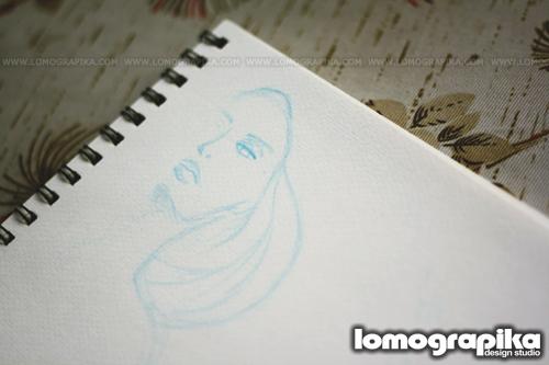 violeta lefty sketch by ricksonchew