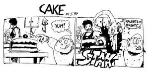 GAK: Cake
