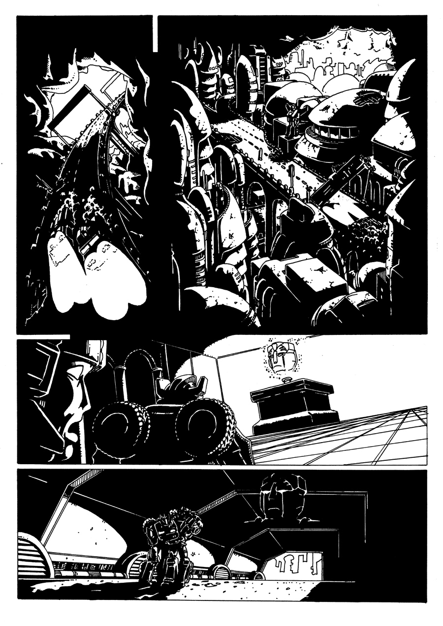 Fan Art i slicno - Page 3 78_5_page_3___inks_by_divljasvinja-d4cq18d