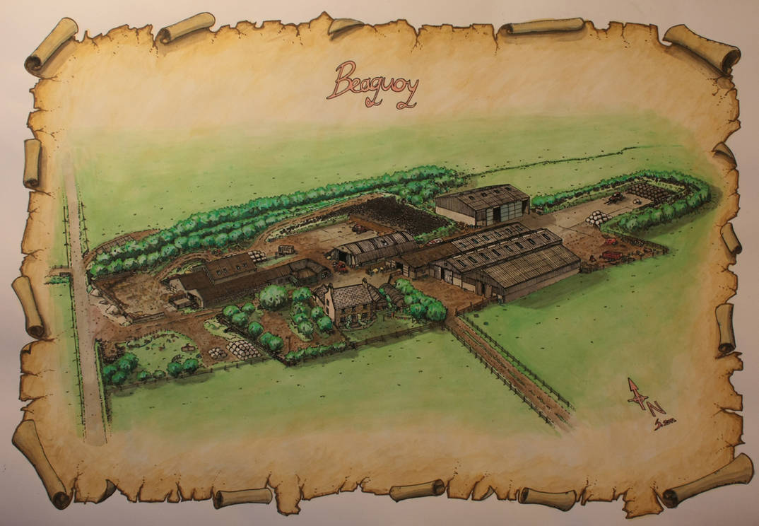 Beaquoy Farm Project - a commission