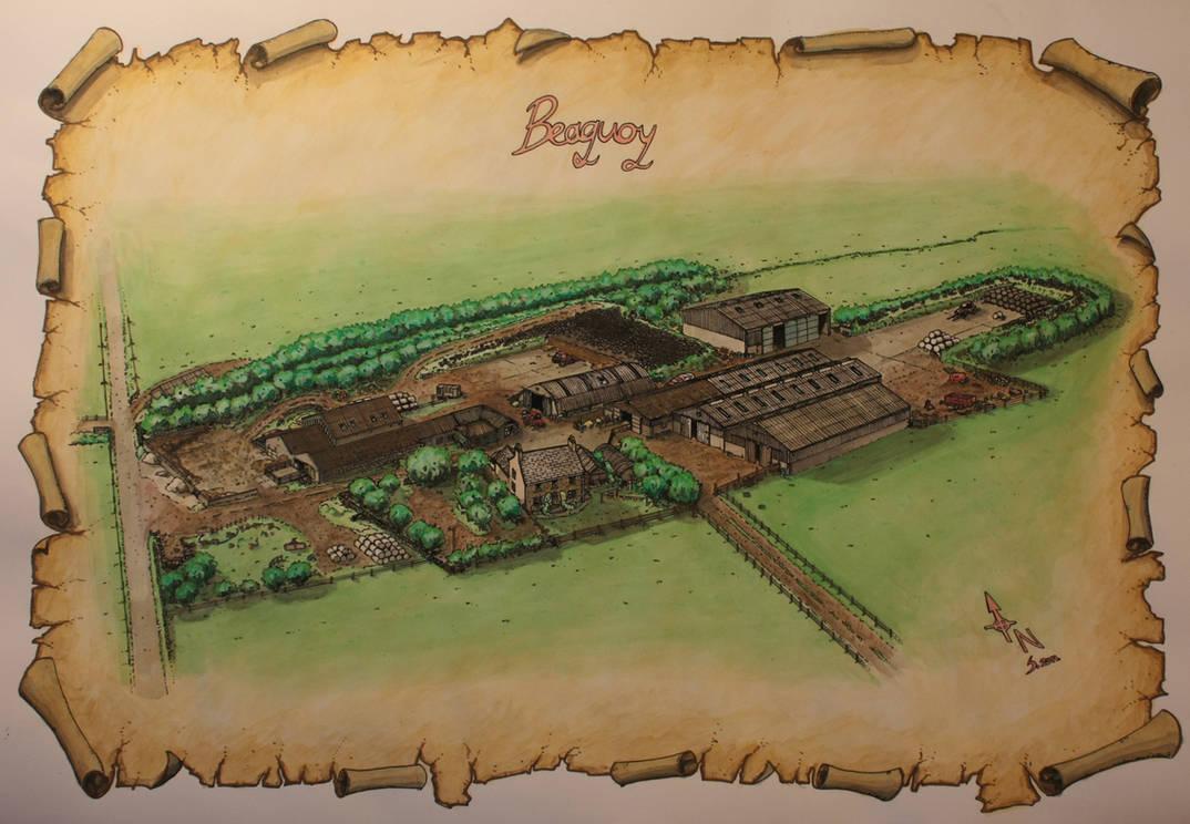 Beaquoy Farm Project - a commission