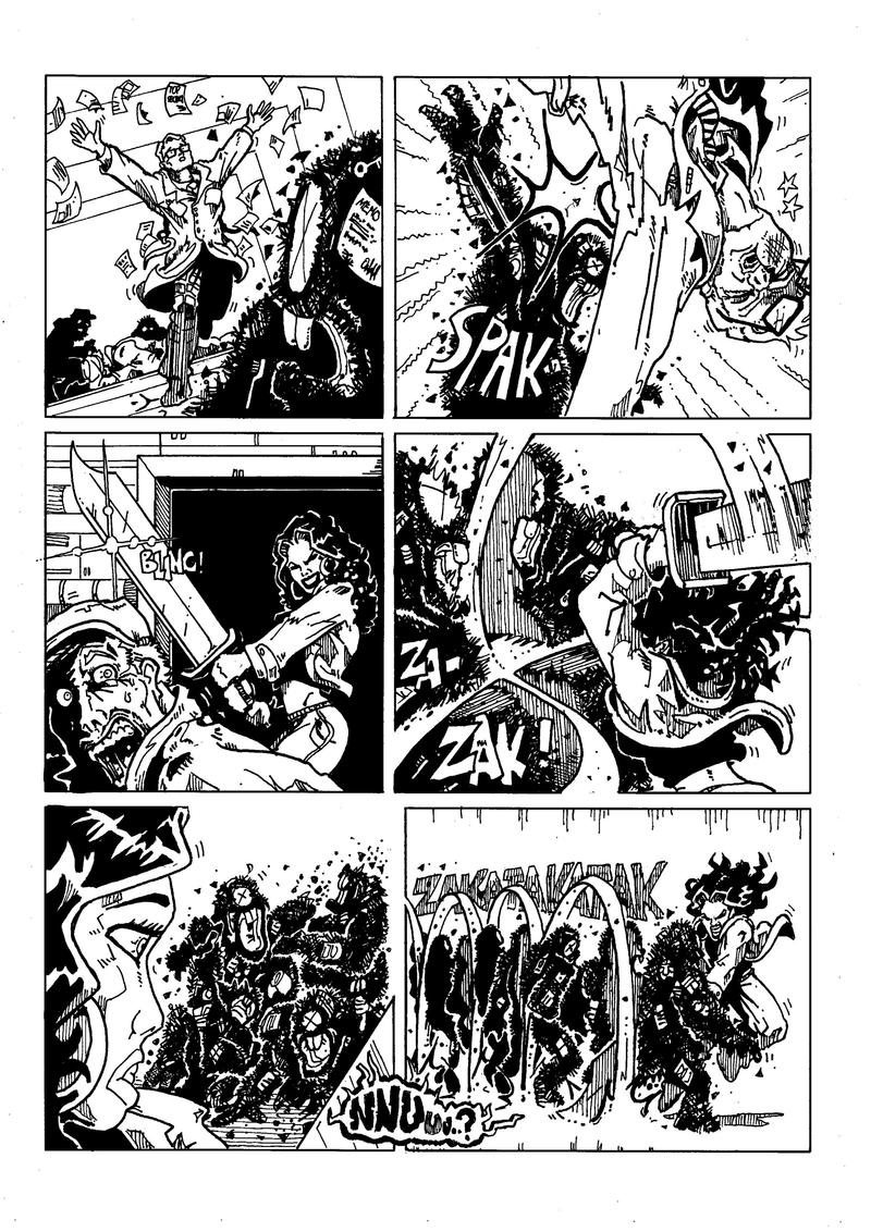 Get a Life 2 - page 5 :inks: