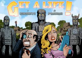 Get a Life Poster