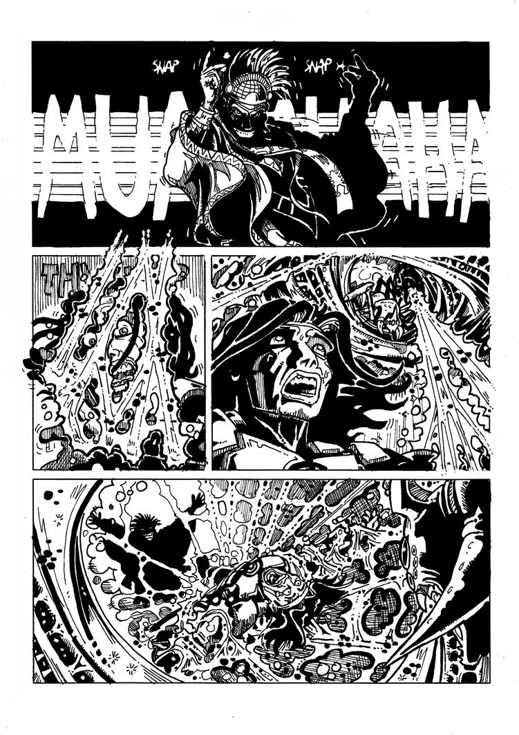 Get a Life 10 - page 5 :inks: by saganich