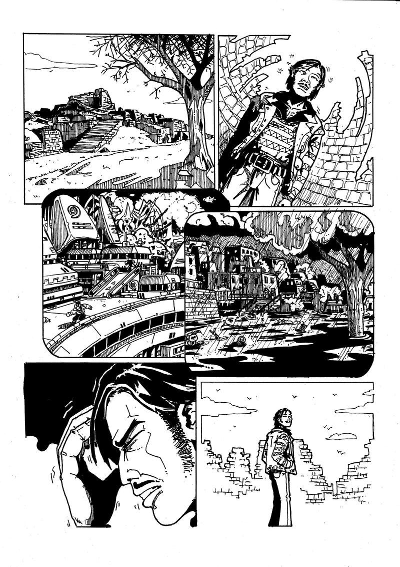 Get a Life 15 - page 1 :inks: