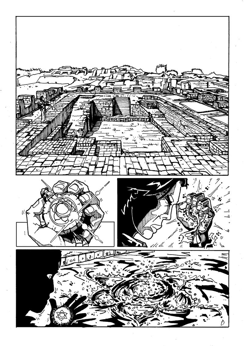 Get a Life 15 - page 2 :inks: