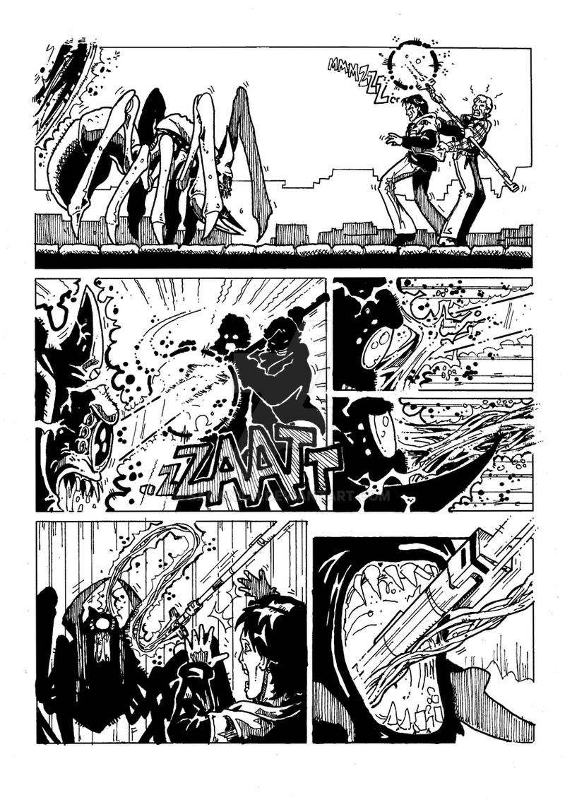 Get a Life 15 - page 4 :inks:
