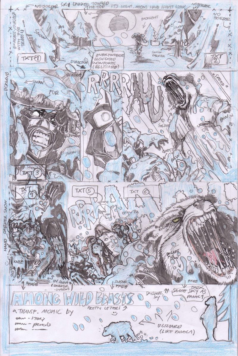 Fan Art i slicno - Page 2 Tf__multiverse___awb__pencils__by_divljasvinja-d6jwj5g