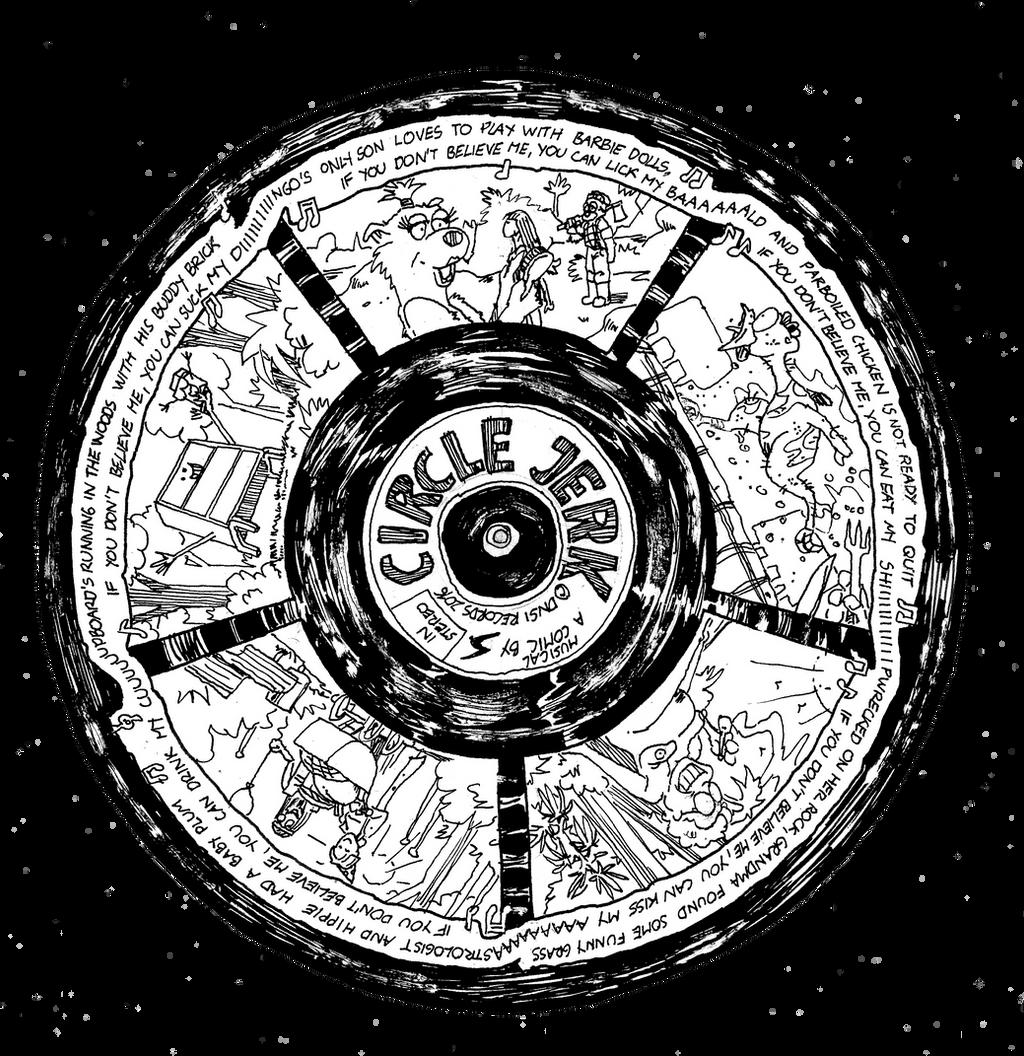 Circle Jerk (das Gesamtkunstwerk) by saganich