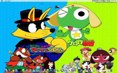 My Desktop by x-32